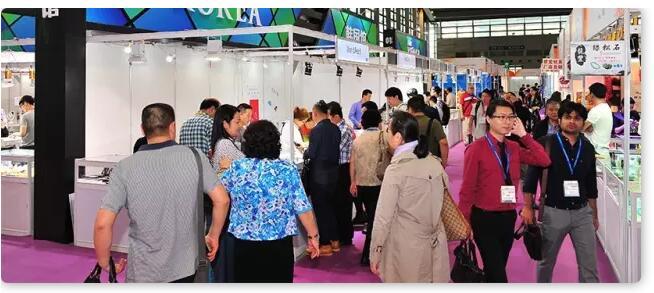 4月19日-22日 深圳珠宝展免费入场登记及珍珠讲座报名截止14号