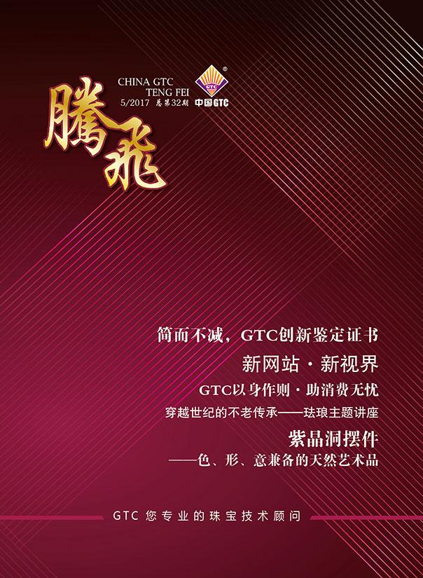 中国GTC《腾飞》内刊第32期