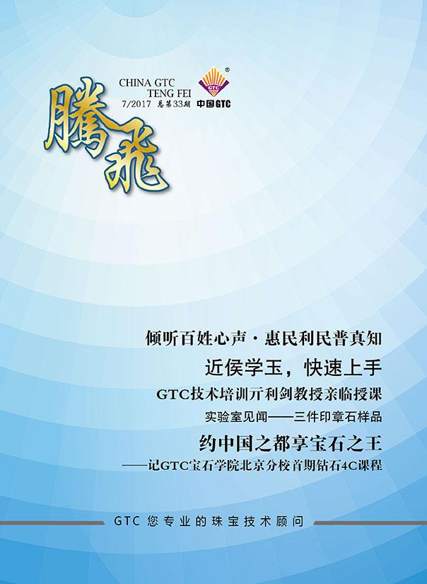 中国GTC《腾飞》内刊第33期