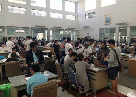 GTC泰国彩色宝石游学——跟着老侯去寻宝