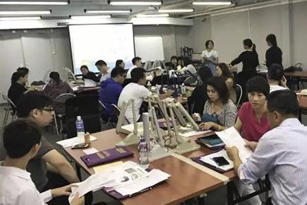 【即时新闻】劳工事务局与金业同业公会合办之第二期宝玉石基础鉴定课程开课啦!