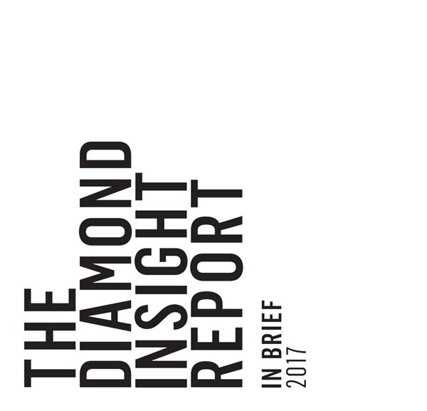 年度干货丨De Beers发布《2017年钻石行业分析报告》
