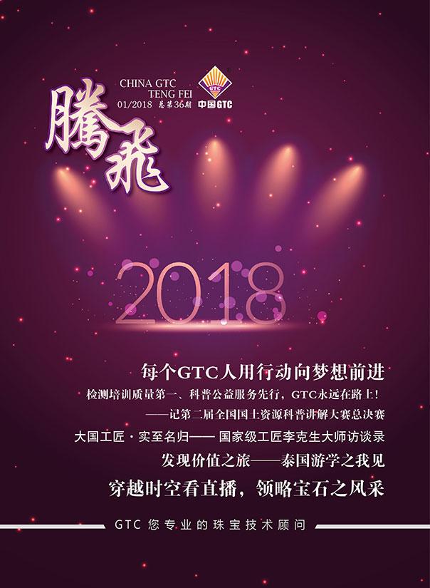 中国GTC《腾飞》内刊第36期