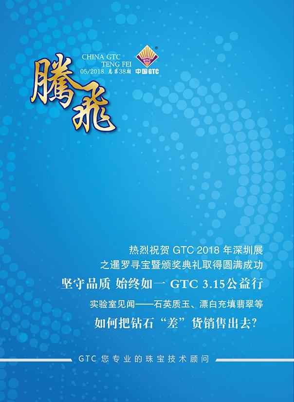 中国GTC《腾飞》内刊第38期
