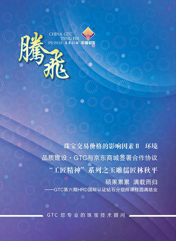 中国GTC《腾飞》内刊第39期