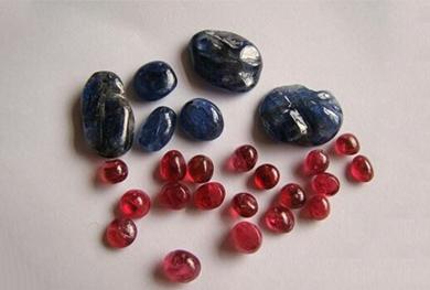 红蓝宝石也讲血统
