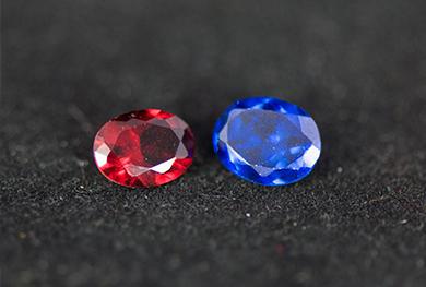 红蓝宝石有烧、无烧价格区别大了