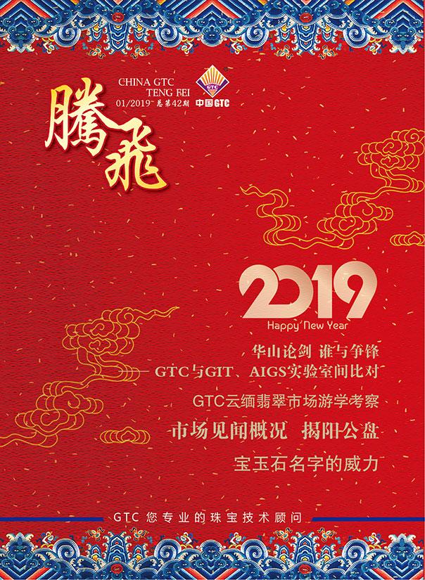 中国GTC《腾飞》内刊第42期
