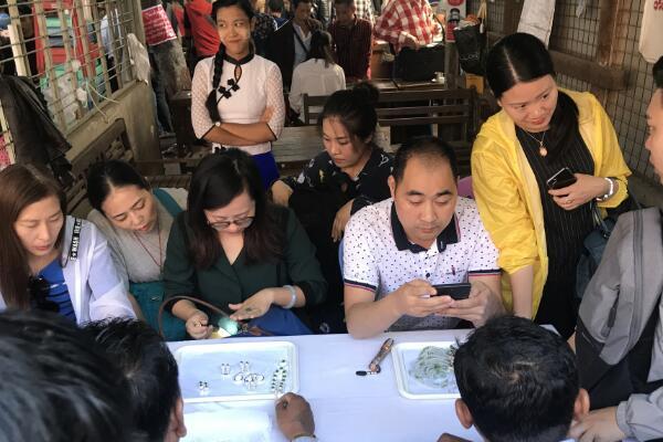 9月17日-23日 GTC云南、缅甸翡翠市场游学