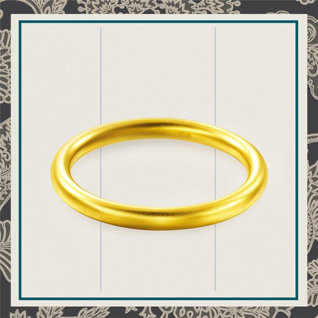古法金——承载中国文化元素的金饰