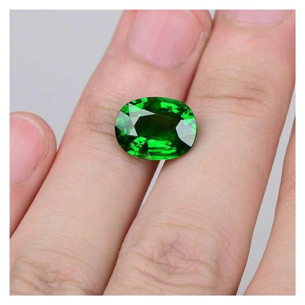 珠宝的潜力股——沙弗莱石