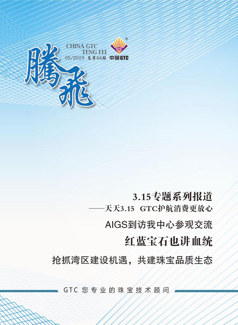 中国GTC《腾飞》内刊第44期