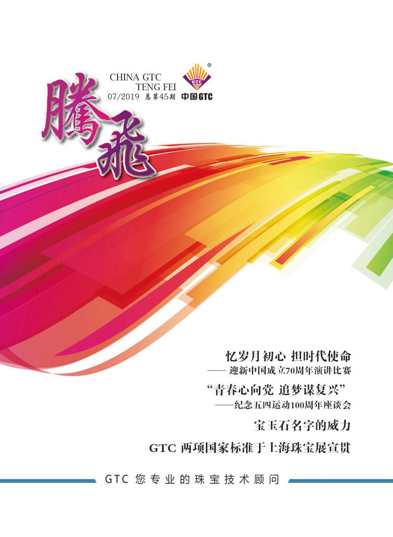 中国GTC《腾飞》内刊第45期