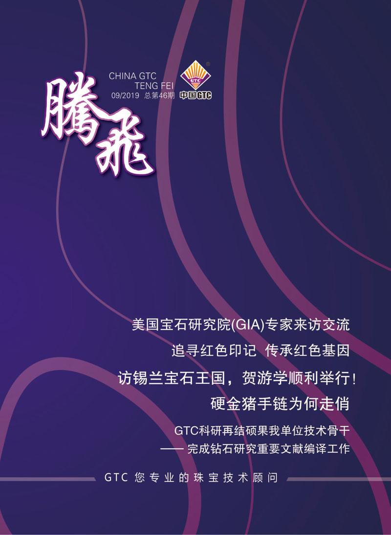 中国GTC《腾飞》内刊第46期