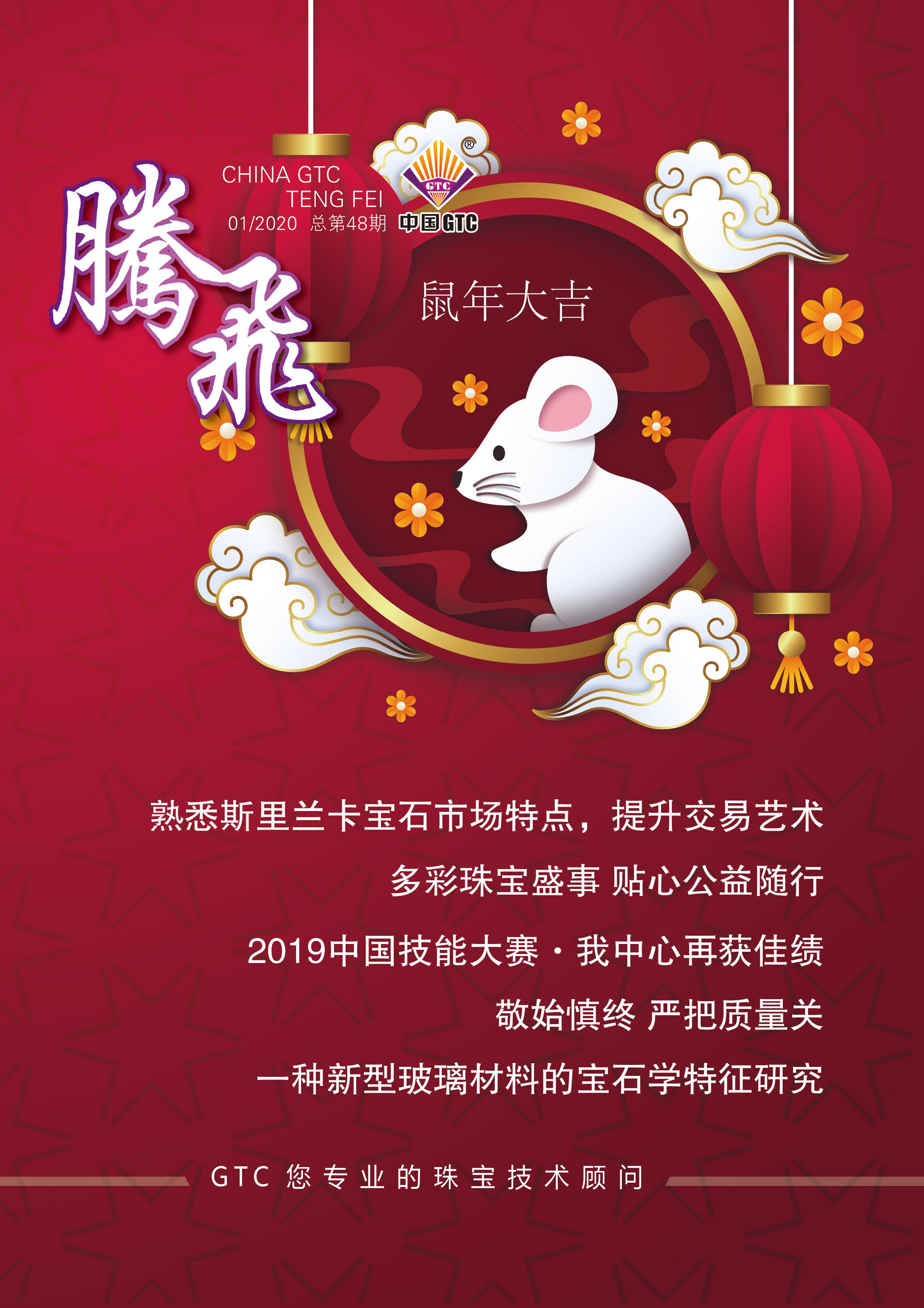 中国GTC《腾飞》内刊第48期