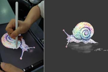 11月17日-23日  iPad 珠宝首饰设计课程,助您轻松完成个性定制